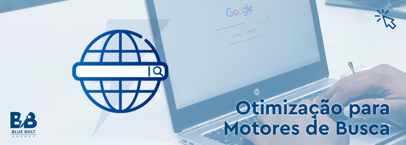 Optimização para Motores de Pesquisa - SEO