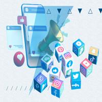 Perceba a importância das redes sociais para as empresas atualmente.