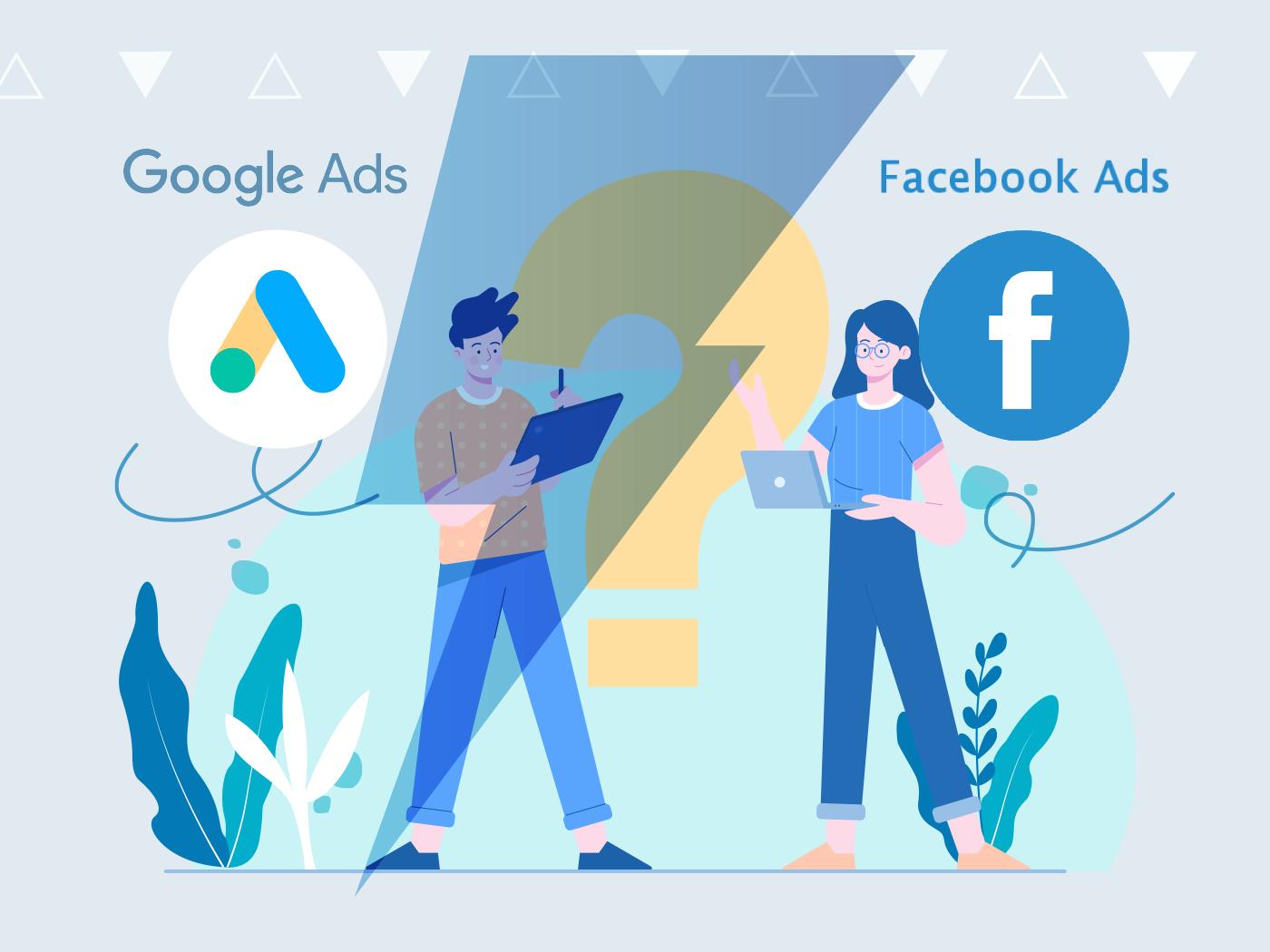 Conheça as diferenças entre o Google Ads e o Facebook Ads, e descubra qual a melhor para a sua empresa.
