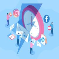 Algumas dicas para planear as redes sociais.
